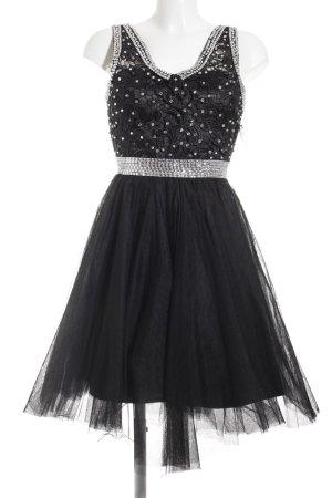 Eva & Lola Abendkleid schwarz Elegant