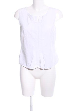 Evelin Brandt Berlin Blusa bianco stile professionale