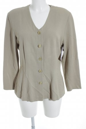 Evelin Brandt Berlin Jerseyblazer creme Casual-Look