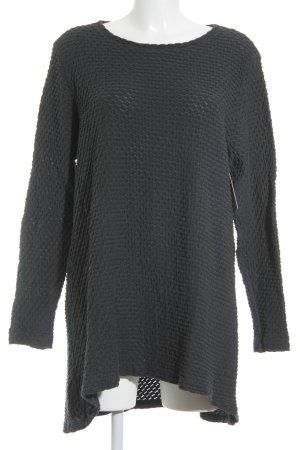 Evelin Brandt Berlin Longshirt dunkelblau Casual-Look