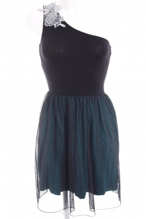 Even & Odd Abendkleid schwarz-kadettblau Casual-Look