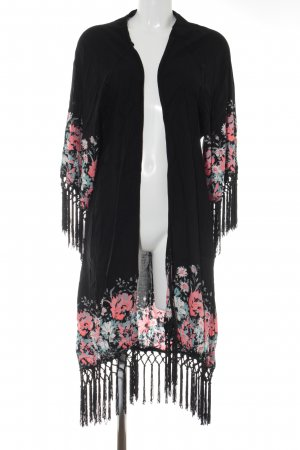 Even & Odd Cardigan florales Muster Casual-Look