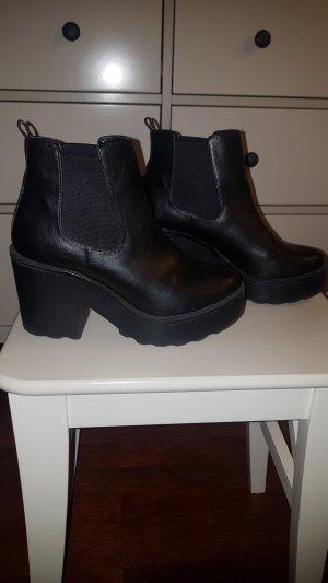 Even & Odd Chelsea laarzen zwart
