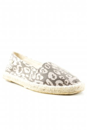 Even & Odd Espadrilles-Sandalen Animalmuster Casual-Look