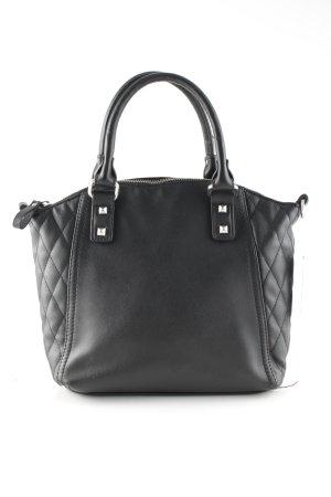 Even & Odd Handtasche schwarz Rockabilly-Look