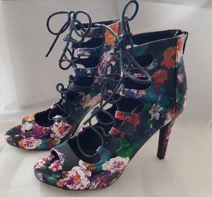 Even & Odd High Heel Sandal multicolored imitation leather