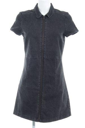 Even & Odd Jeanskleid schwarz Street-Fashion-Look