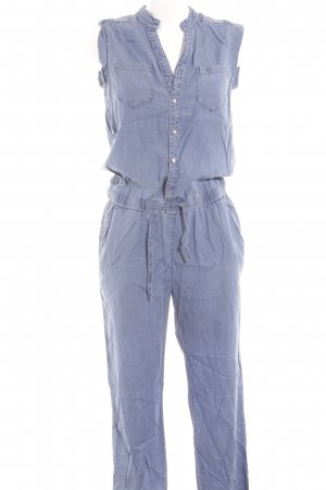 Even & Odd Jumpsuit himmelblau Casual-Look