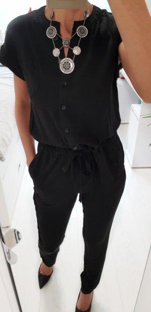 Even&Odd Jumpsuit schwarz