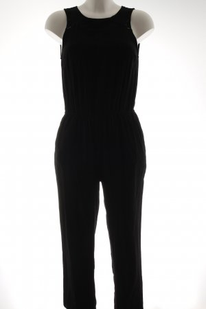 Even & Odd Jumpsuit schwarz Beach-Look