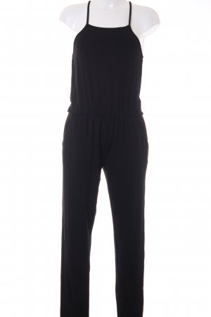 Even & Odd Jumpsuit schwarz Elegant