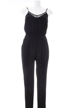 Even & Odd Jumpsuit schwarz klassischer Stil