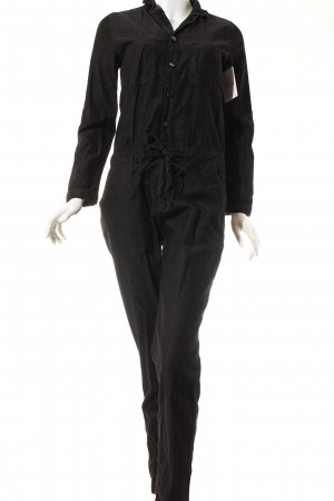 Even & Odd Jumpsuit schwarz minimalistischer Stil
