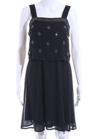 Even & Odd Minikleid schwarz Elegant