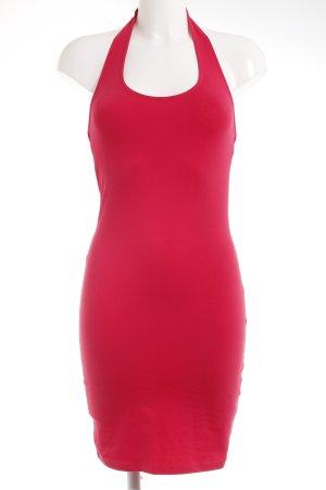 Even & Odd Neckholderkleid pink-magenta Casual-Look
