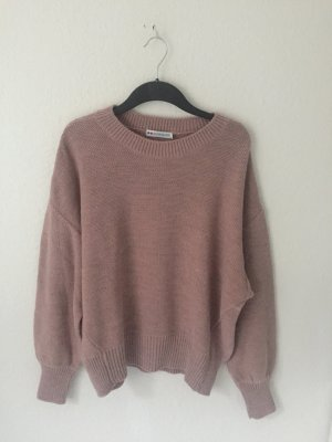 Even&Odd oversized Pullover Flieder