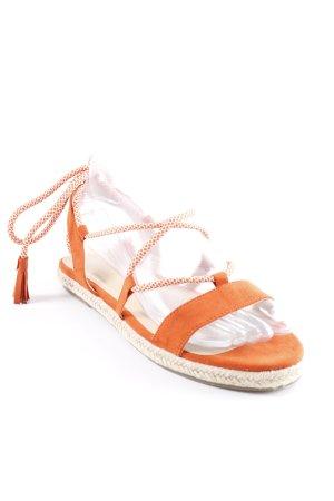Even & Odd Romeinse sandalen veelkleurig Beach-look