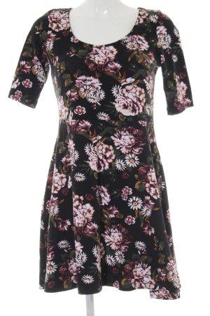 Even & Odd Shirtkleid florales Muster Casual-Look