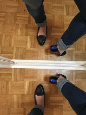 Even & Odd Slippers | Ballerinas Gr. 37