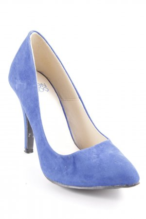 Even & Odd Spitz-Pumps blau Elegant
