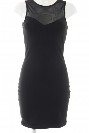 Even & Odd Stretchkleid schwarz Casual-Look
