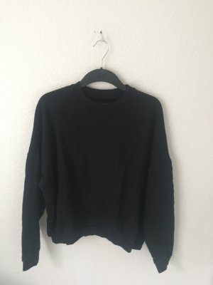Even&Odd Sweatshirt Schwarz