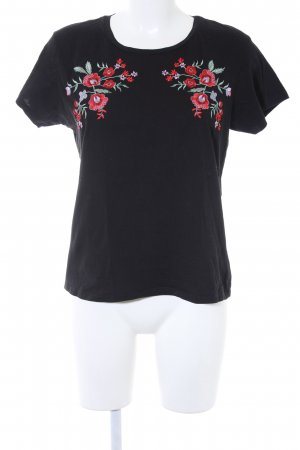 Even & Odd T-Shirt florales Muster Casual-Look