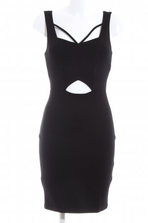 Even & Odd Trägerkleid schwarz Elegant