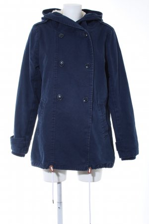 Even & Odd Winterjacke dunkelblau Casual-Look