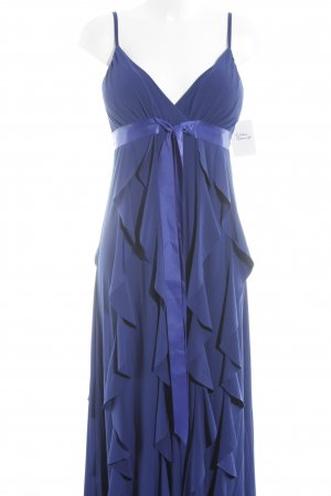 Ever Pretty Abendkleid blau Party-Look