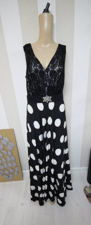 EVER PRETTY ABENDKLEID COCKTAILKLEID KLEID MAXIKLEID PUNKTE POLKA DOTS