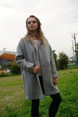 EVERLANE The Cocoon Coat/ grau