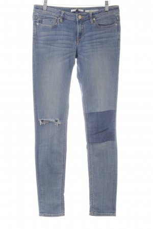 every.day.counts Skinny Jeans blau Destroy-Optik