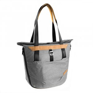 Tote grey-light brown