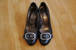 Evita Pumps mit Schnalle 60ties Gr. 39