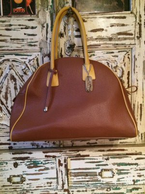 Evita Carry Bag light orange-brown red