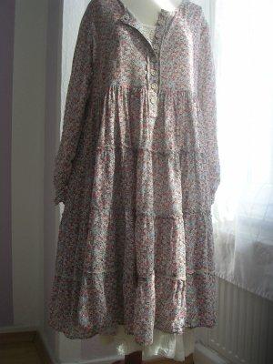Robe Hippie multicolore coton