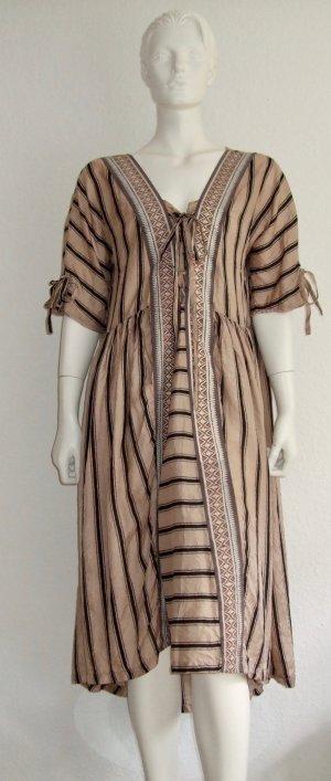 Ewa i Walla Seide Kleid Size XL New