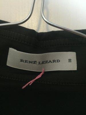 Exclusive HemdBluse René Lezard braun 38 M