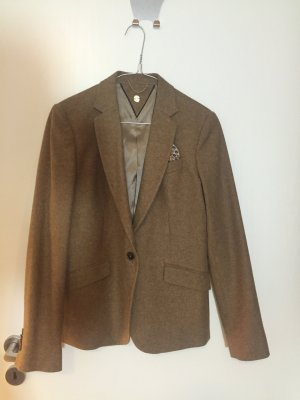 Exclusiver Blazer Jacket Massimo Dutti 38 M Einstecktuch