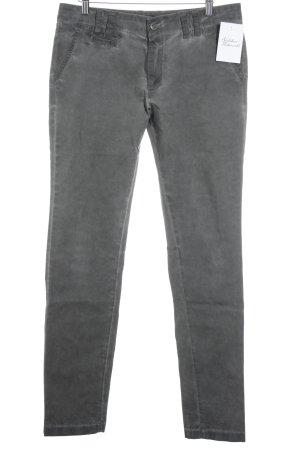 exit brooklyn Slim Jeans grüngrau Casual-Look