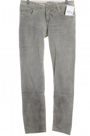 exit brooklyn Slim Jeans hellgrau Casual-Look