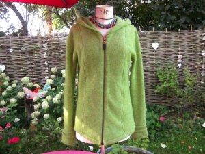 Hoody grass green-forest green