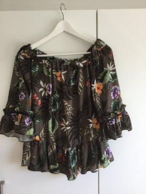 Liu jo Carmen Blouse multicolored silk