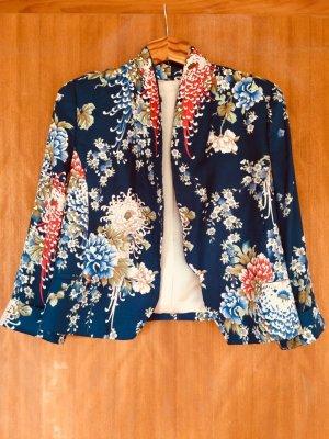 Exklusive Kimono Blazerjacke