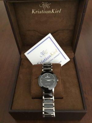 Classic Elegance Automatisch horloge zwart Metaal