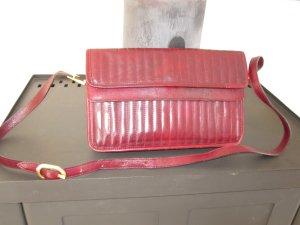 Exklusive Leder Handtasche *Assima* Innenfutter ECHTES LEDER