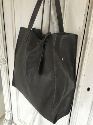 Exklusive Tasche aus weichem Leder , NEU