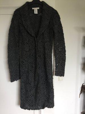 Sem per lei Giacca di lana grigio Mohair