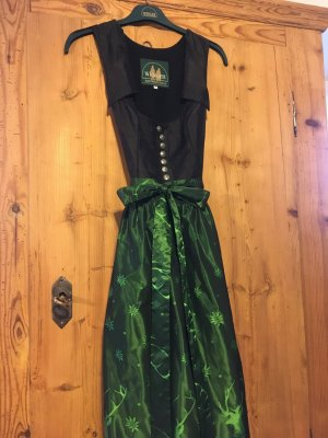 Wenger Austrian Style Traditional Dress black-forest green